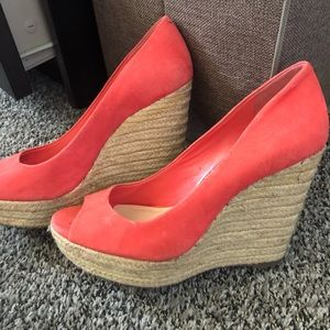 Vince Camuto Shoes - Vince camuto wedge heels 8.5